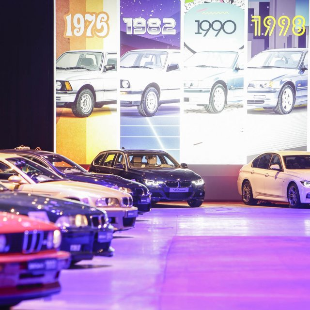 BMW Serie 3 40 Years